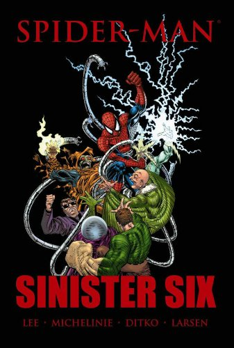 Spider-Man: Sinister Six (Marvel Premiere Classic)