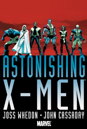 Astonishing X-Men By Joss Whedon & John Cassaday Omnibus HC (Astonishing X-Men Omnibus) (0785138013) by Joss Whedon
