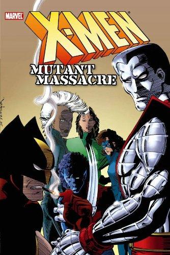 9780785138051: X-Men: Mutant Massacre