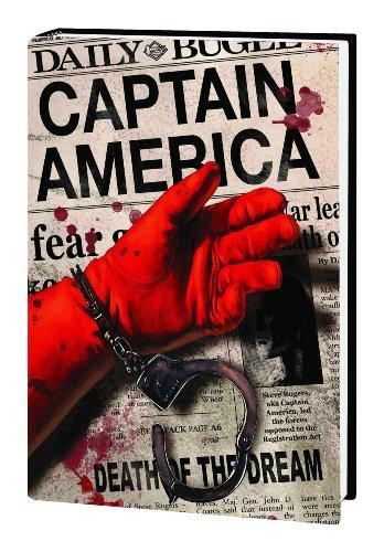 Captain America The Death of Captain America