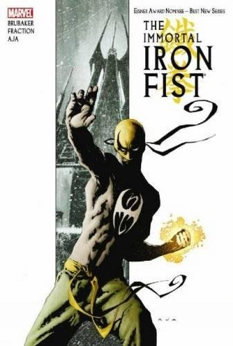 9780785138198: Immortal Iron Fist By Matt Fraction, Ed Brubaker & David Aja Omnibus HC