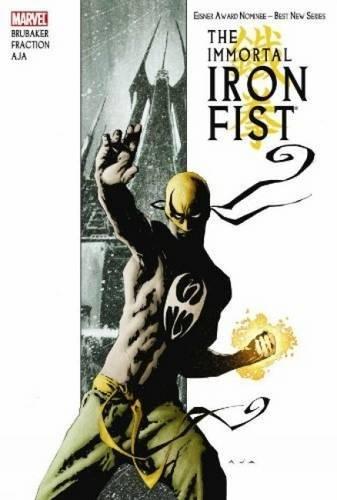 9780785138198: The Immortal Iron Fist