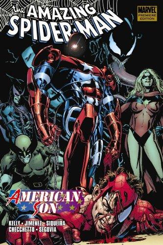 9780785138709: Spider-Man: American Son Premiere HC