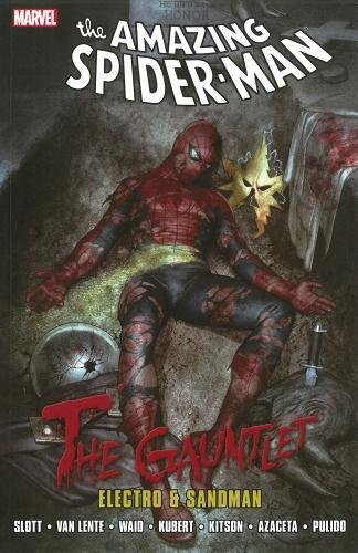 9780785138716: Spider-Man: The Gauntlet Volume 1 - Electro & Sandman TPB (Graphic Novel Pb)