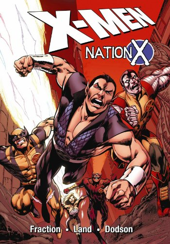 9780785138730: X-Men: Nation X HC