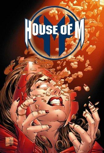 9780785138815: House Of M: Spider-Man, Fantastic Four & X-Men HC (Oversized)