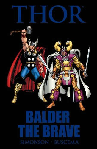 9780785138853: Thor: Balder The Brave Premiere HC