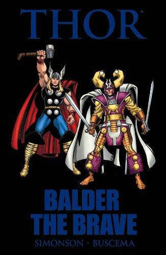 9780785138853: Thor: Balder The Brave