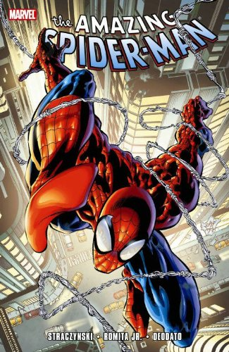 Amazing Spider Man by JMS Ultimate Collection Book 3