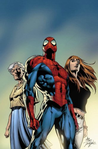 9780785138969: Amazing Spider-Man By JMS Ultimate Collection Book 4 TPB (Graphic Novel Pb)
