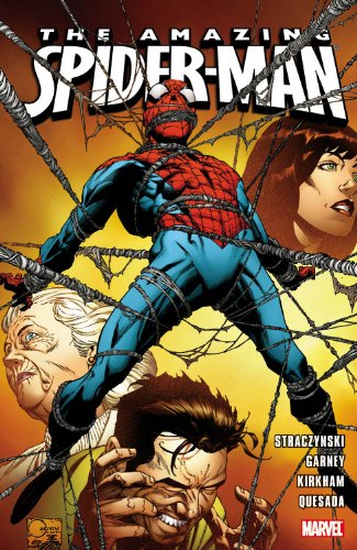 Amazing Spider-Man by JMS Ultimate Collection, Book: J. Michael Straczynski,
