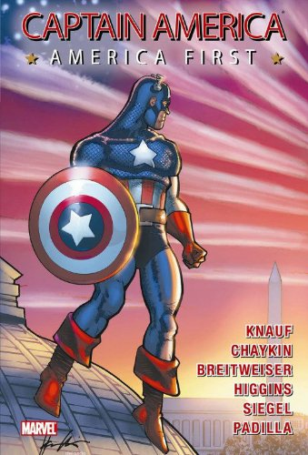 9780785139065: Captain America: America First HC (Oversized)