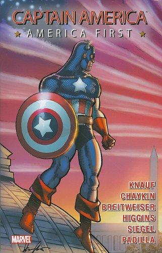 9780785139072: Captain America: America First (Captain America (Unnumbered Paperback))