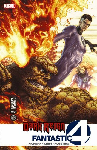9780785139089: Dark Reign: Fantastic Four TPB