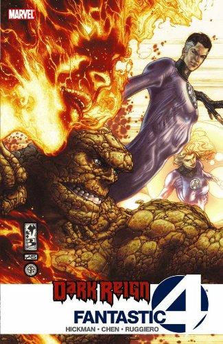 9780785139089: Dark Reign: Fantastic Four