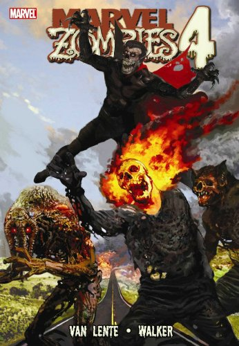 9780785139171: Marvel Zombies 4 HC (Oversized)