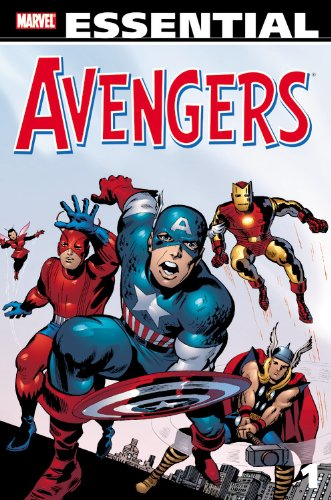 9780785139294: Essential Avengers Volume 1 TPB (All-New Edition)