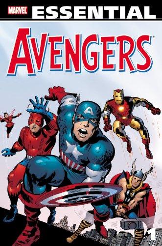 9780785139294: Essential Avengers, Vol. 1 (Marvel Essentials)