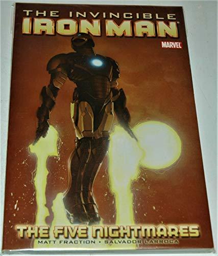 9780785139324: Invincible Iron Man 01 Five Nightmares Dm Ed 01
