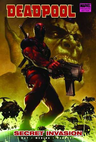 9780785139546: Deadpool Volume 1: Secret Invasion Premiere HC
