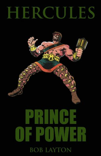 9780785139553: Hercules: Prince of Power