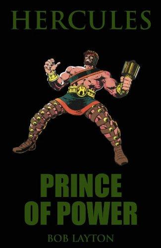 9780785139553: Hercules: Prince of Power