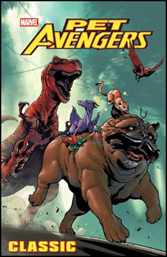 9780785139669: Pet Avengers Classic TPB (Graphic Novel Pb)