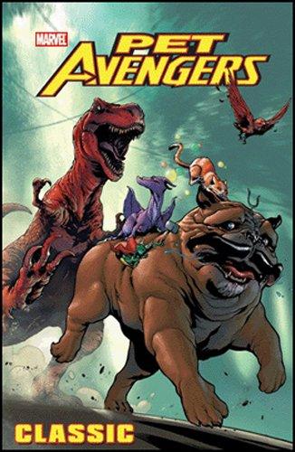 Pet Avengers Classic TPB (Graphic Novel Pb): Kirby, Jack and