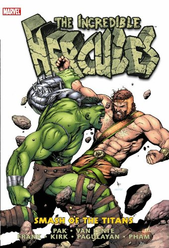 The Incredible Hercules : Smash of the Titans