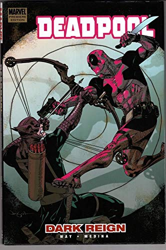 9780785139805: Deadpool Volume 2: Dark Reign Premiere HC