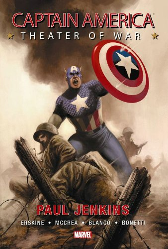 9780785139904: Captain America: Theater Of War HC (Oversized)