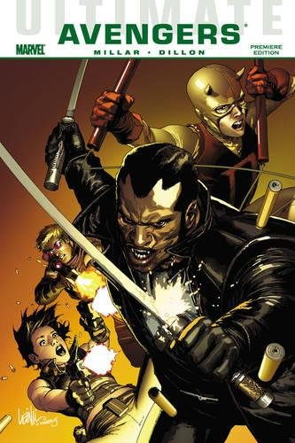 9780785140092: Ultimate Comics Avengers: Blade vs. the Avengers