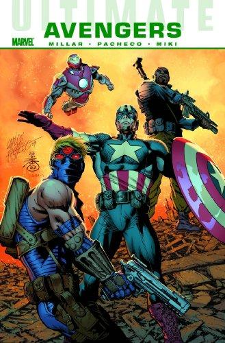 9780785140108: Ultimate Comics Avengers Vol. 1: The Next Generation