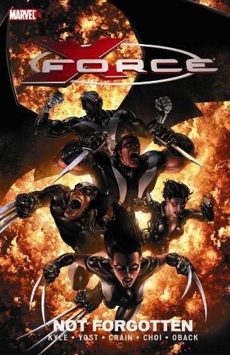 9780785140191: X-Force, Vol. 3: Not Forgotten