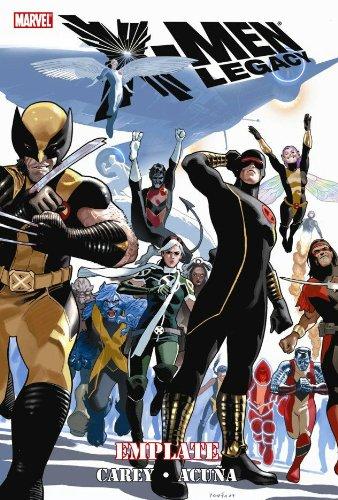 9780785140207: X-Men Legacy: Emplate Premiere HC