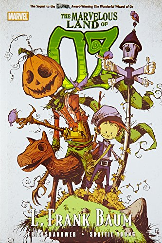 9780785140283: The Marvelous Land of Oz (Marvel Classics) (Marvel Classics (Hardcover))