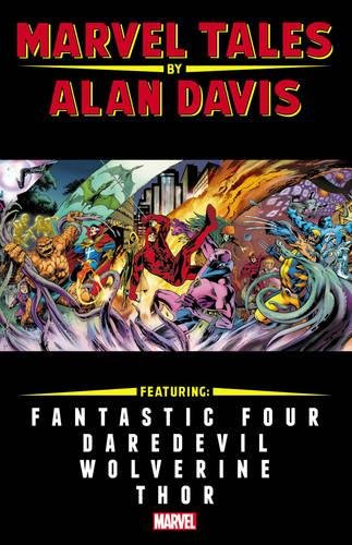 9780785140320: Marvel Tales By Alan Davis