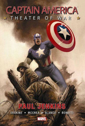 9780785140351: Captain America: Theater Of War TPB