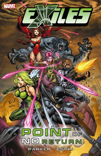 9780785140443: Exiles: Point Of No Return TPB (Exiles (Marvel))