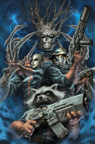 Guardians of the Galaxy - Volume 4: Realm of Kings