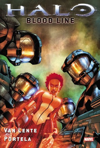 9780785140504: Halo: Blood Line (Halo (Marvel Paperback))