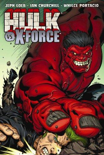 Hulk Vs. X-Force Vol. 4
