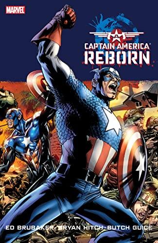9780785140733: Captain America: Reborn