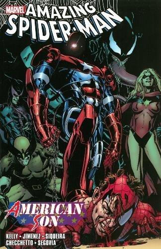 9780785140832: Spider-Man: American Son TPB (Graphic Novel Pb)