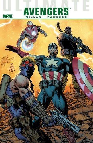 9780785140979: Ultimate Comics Avengers: Next Generation
