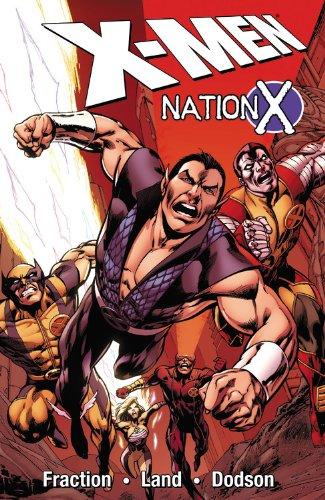 9780785141037: X-Men: Nation X