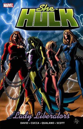 9780785141143: She-Hulk - Volume 9: Lady Liberators