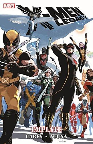 9780785141150: X-Men Legacy: Emplate TPB