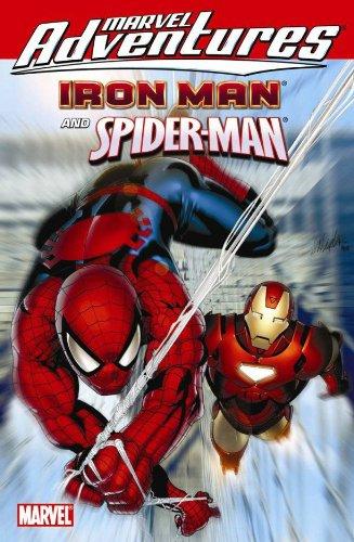9780785141174: Marvel Adventures Iron Man/Spider-Man Digest
