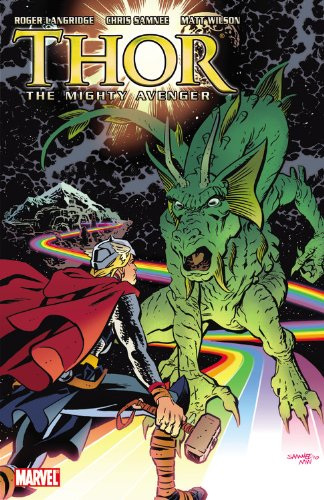 9780785141228: Thor: The Mighty Avenger, Vol. 2